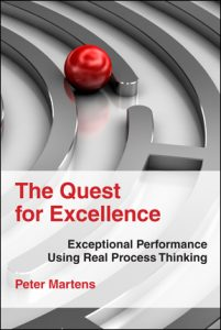 The Quest for Excellence book cover